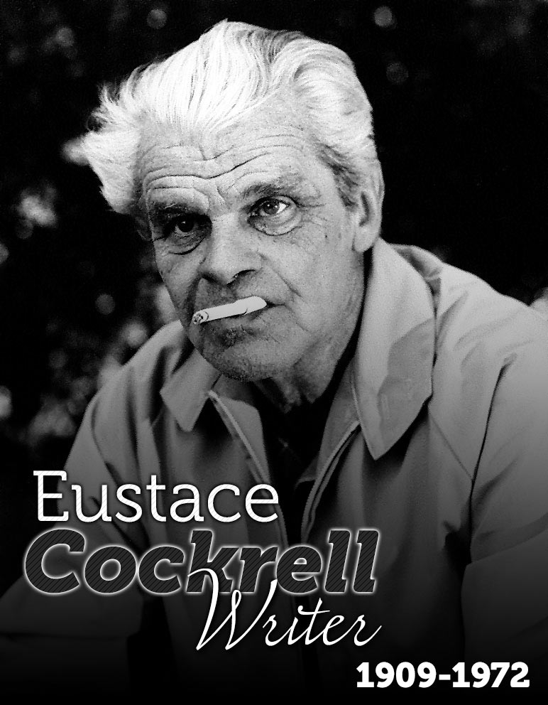 Eustace Cockrell - Famous Writer
